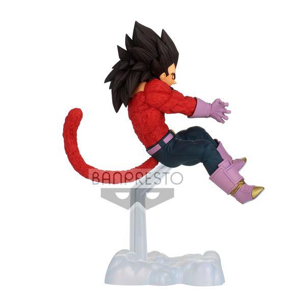 Figura Vegeta SSJ4 Dragon Ball GT Tag Fighters