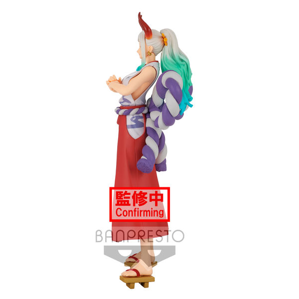 Yamato Figure One Piece The Grandline Lady Wanokuni Vol 5