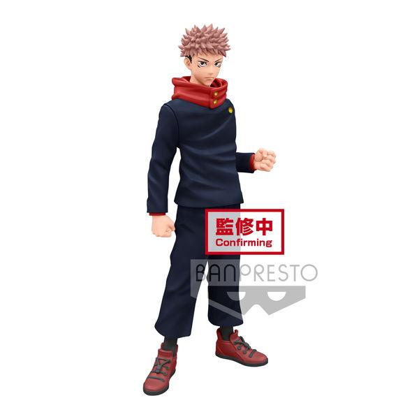 Figura Yuji Itadori Jujutsu Kaisen Banpresto