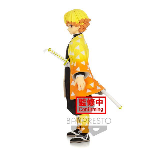 Figura Zenitsu Agatsuma Kimetsu No Yaiba Grandista