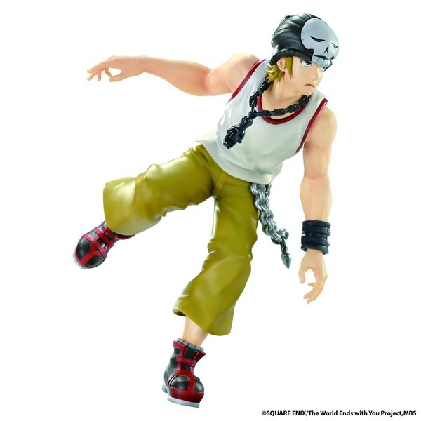 Figura Beat The World Ends with You The Animation