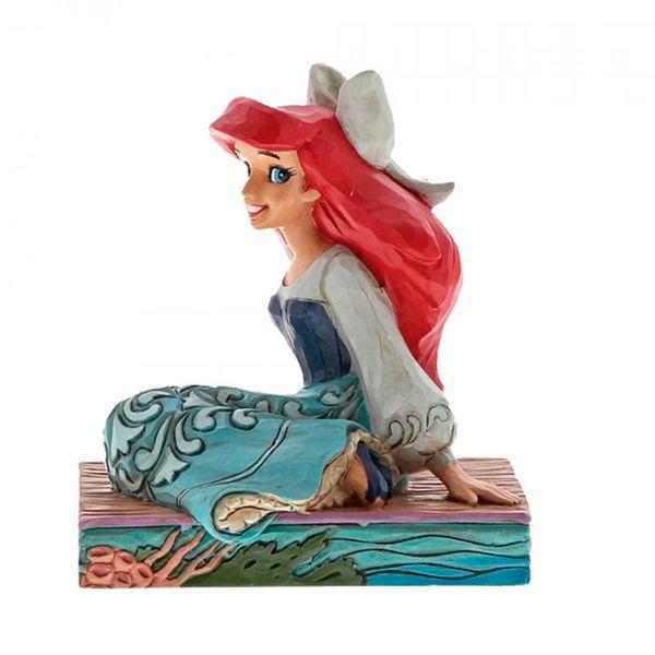 Figura Ariel Be Bold La Sirenita Jim Shore Disney Traditions