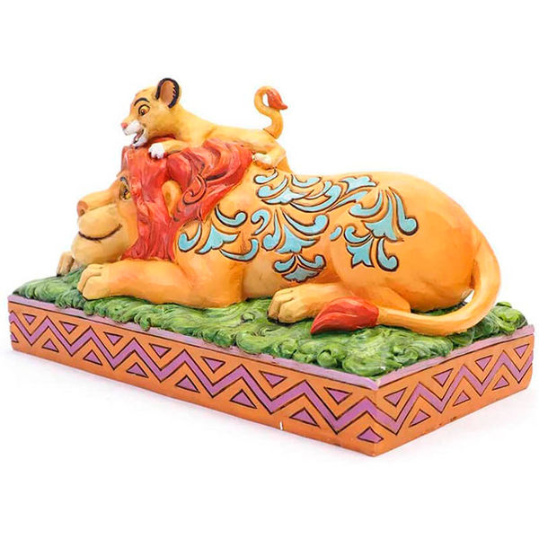 The Lion King Figure A Fathers Pride Disney Traditions