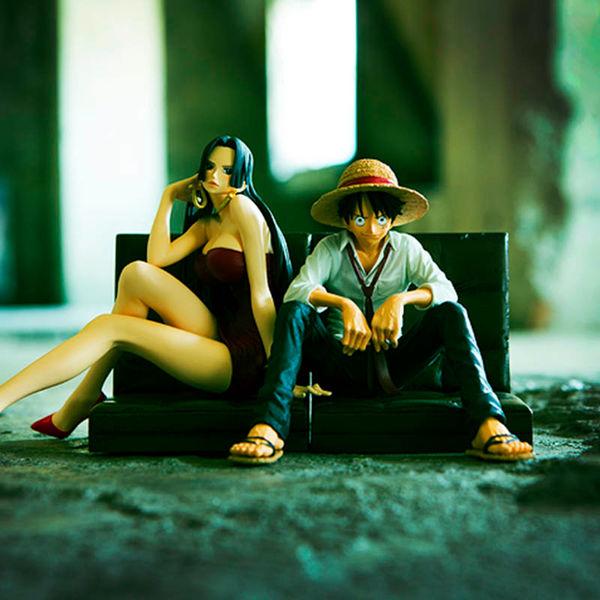 Monkey D Luffy Figure One Piece Creator x Creator