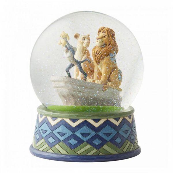 Figura Bola de nieve Rey Leon Disney