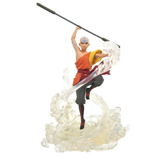 Aang Figure Avatar Gallery