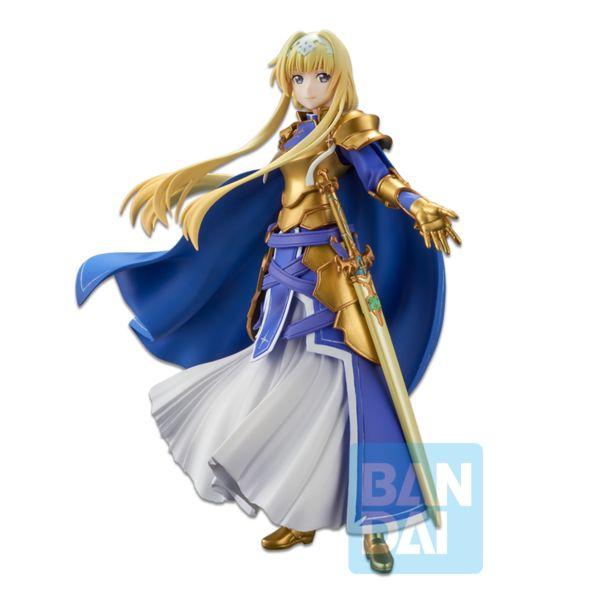 Alice Integrity Knight Figure Sword Art Online Alicization War of Underworld Ichibansho