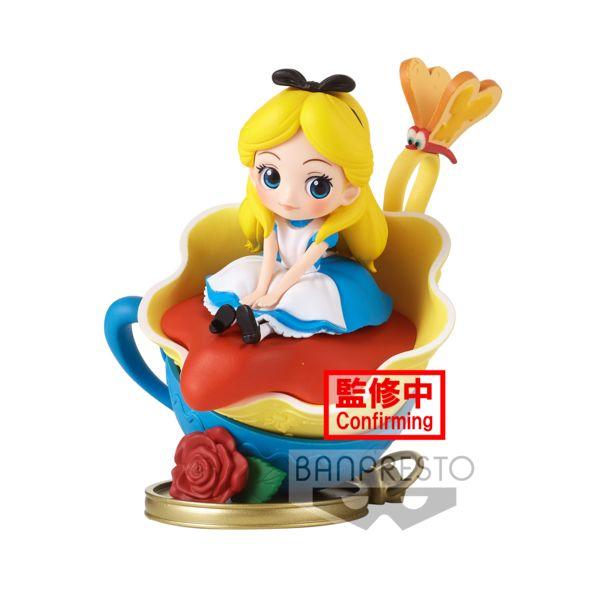 Alice In Wonderland Figure Disney Q Posket Stories
