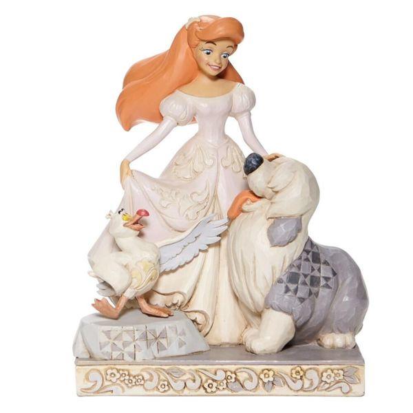 Figura Ariel & Max & Scuttle La Sirenita Disney