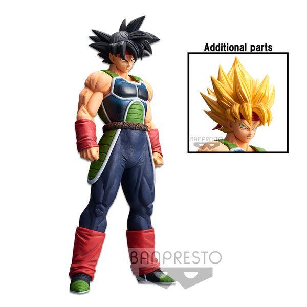 Figura Bardock Dragon Ball Z Grandista Nero
