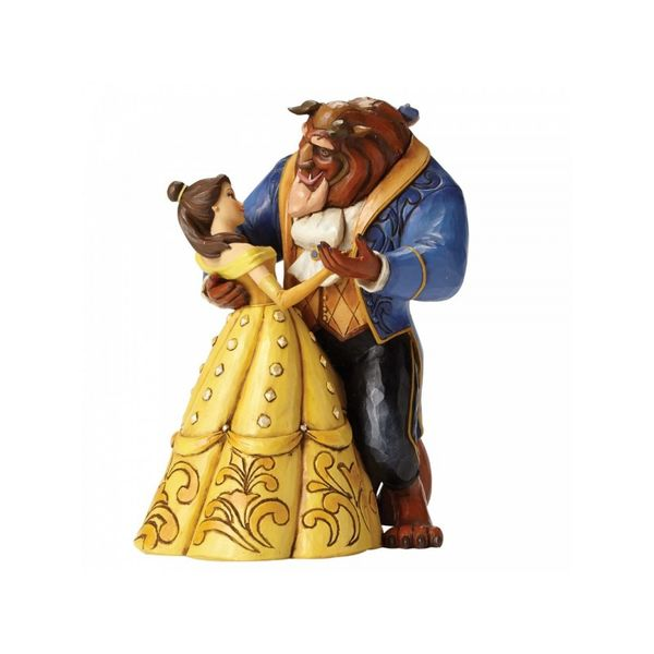 Figure Beauty And The Beast Dancing Disney