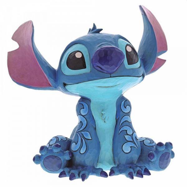 Big Stitch Figure Lilo y Stitch Disney Traditions