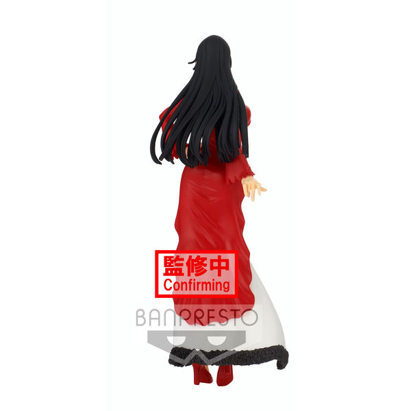 Boa Hancock Winter Style Figure One Piece Glitter & Glamours