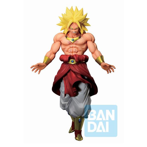 Figura Broly SSJ 94 Dragon Ball Z Ichibansho Back to the Film