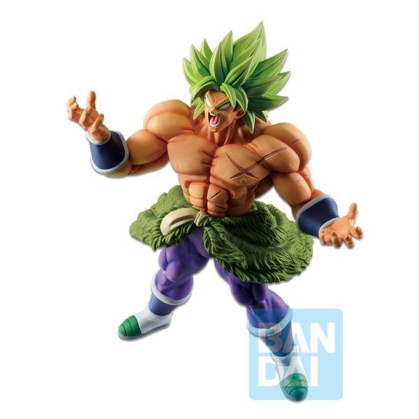 Broly SSJ Figure Dragon Ball Super Ichibansho Vs Omnibus Z
