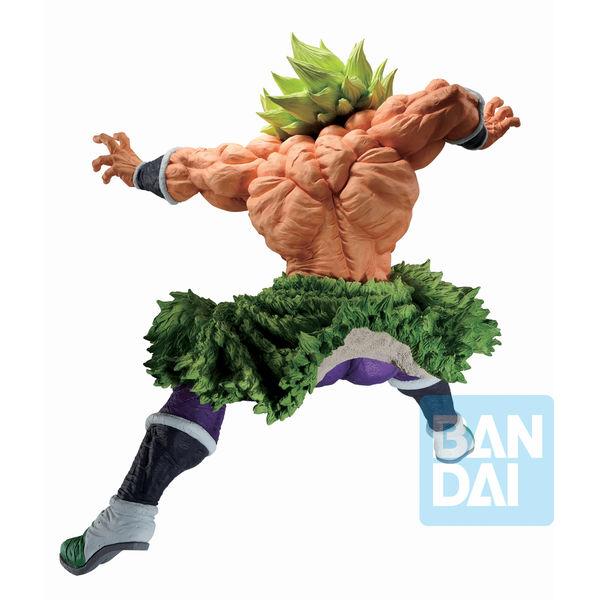 Figura Broly SSJ Full Power Dragon Ball Super Ichibansho Back to the Film
