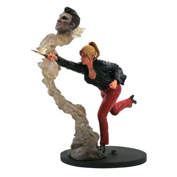 Figura Buffy Cazavampiros Select