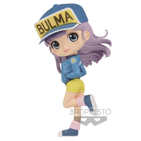 Bulma II Special Color Figure Dragon Ball Q Posket