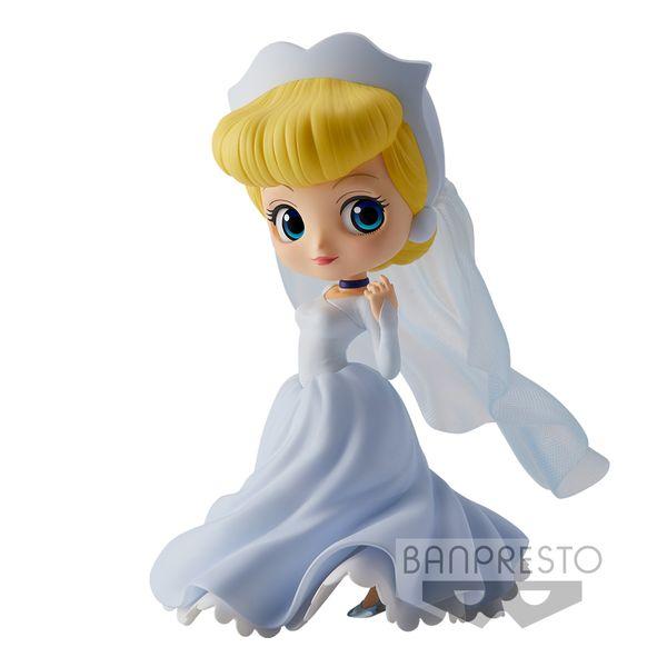 Figura Cenicienta Disney Q Posket Dreamy Style