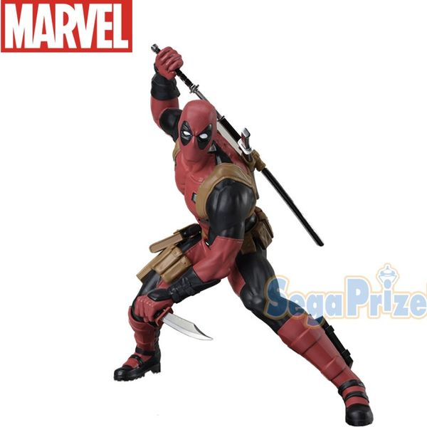Figura Deadpool Marvel SPM Figure