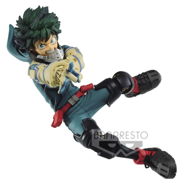 Figura Deku Izuku Midoriya My Hero Academia The Amazing Heroes Vol 13