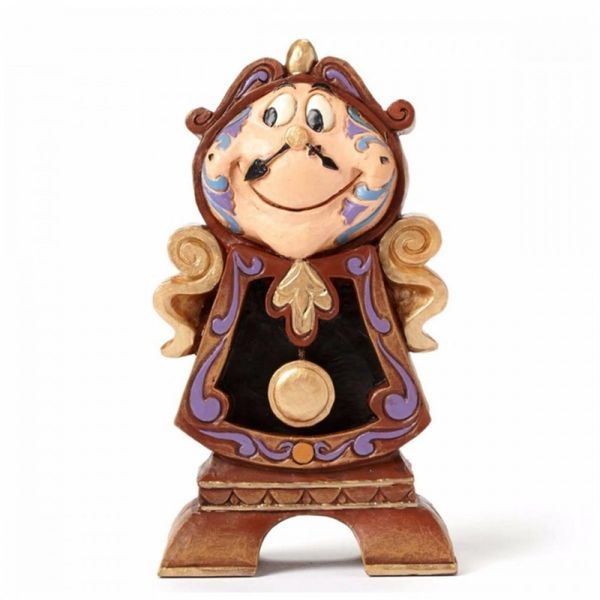 Ding Dong Figure Beauty and The Beast Jim Shore Disney Traditions