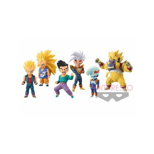 Figura Dragon Ball GT Vol 3 WCF Set