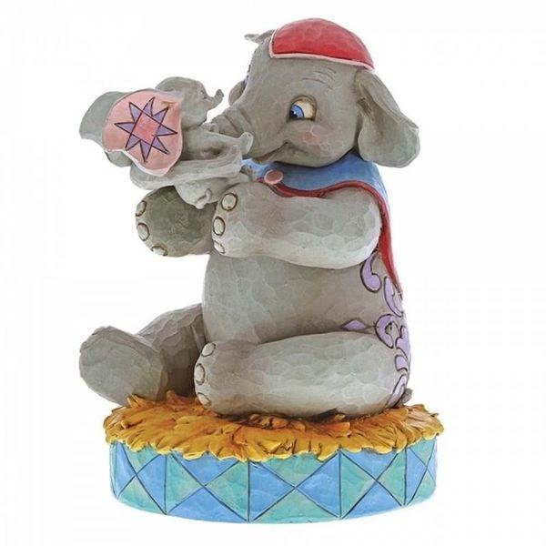 Figura Dumbo & Sra. Jumbo Disney