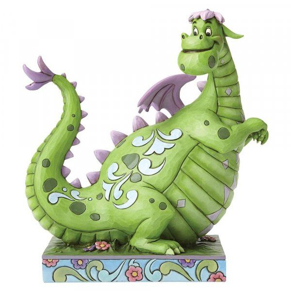 Figura Elliott Dragon A Boy's Best Friend Jim Shore Disney Traditions