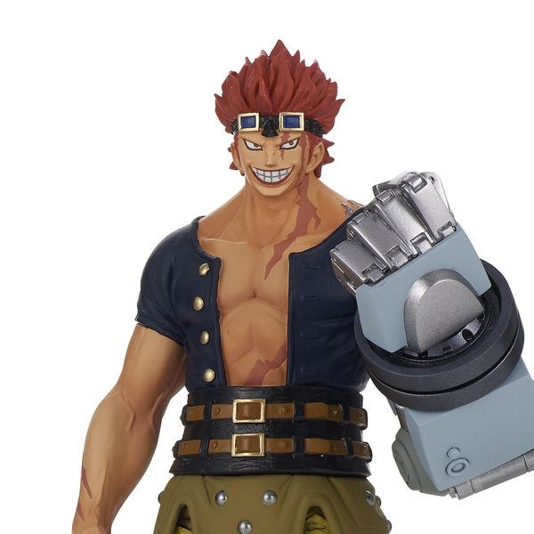 Figura Eustass Kid One Piece DXF The Grandline Men Wanokuni Vol 17