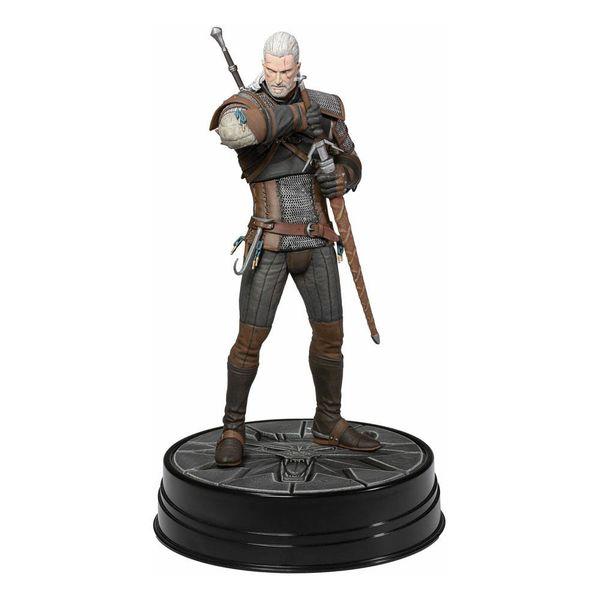 Geralt Heart of Stone Deluxe Figure Witcher 3 Wild Hunt