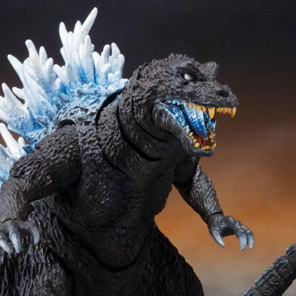 Figura Godzilla 2001 Ver SH MonsterArts