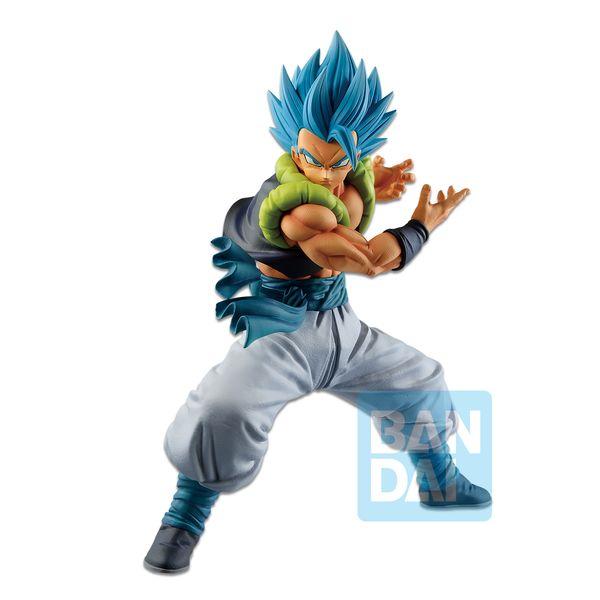 Gogeta SSGSS Figure Dragon Ball Super Ichibansho Vs Omnibus Z