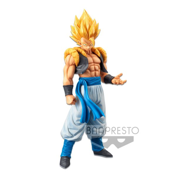 Gogeta SSJ Figure Dragon Ball Super Grandista Nero