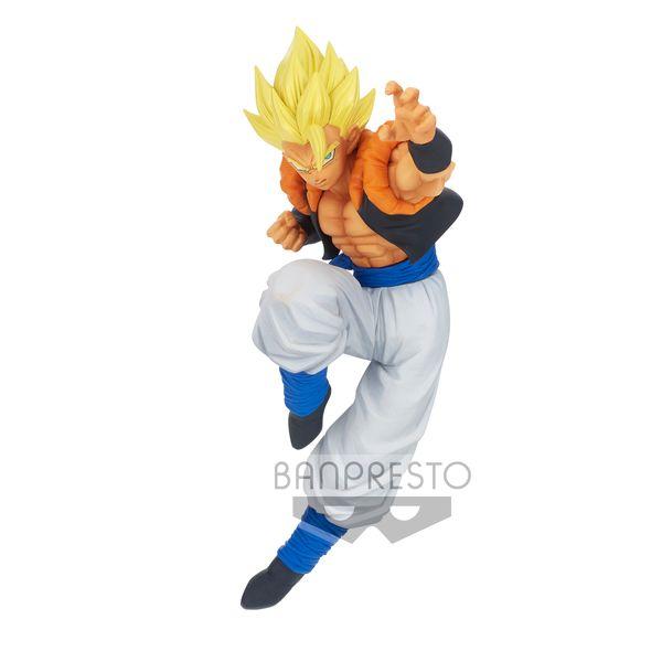 Gogeta SSJ Figure Dragon Ball Super Son Goku FES Vol 15