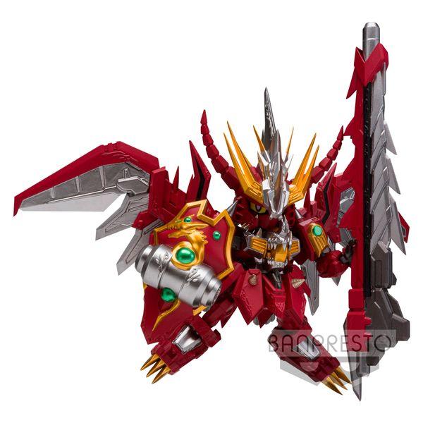 Figura Gundam Red Lancer SD Gundam
