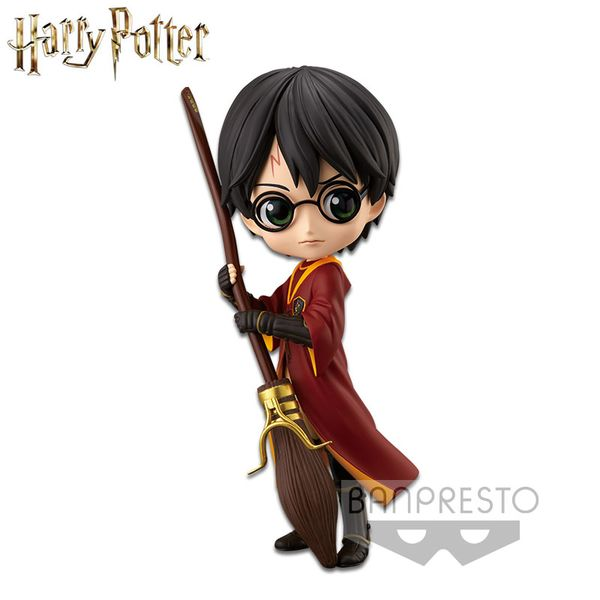 Figura Harry Potter Quidditch Style Harry Potter Q Posket