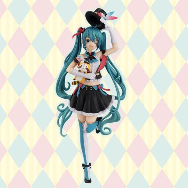 Hatsune MIku Figure Araiguma Rascal Vocaloid
