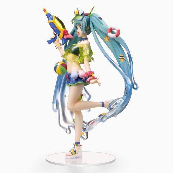 Figura Hatsune Miku Splash Parade Vocaloid SPM