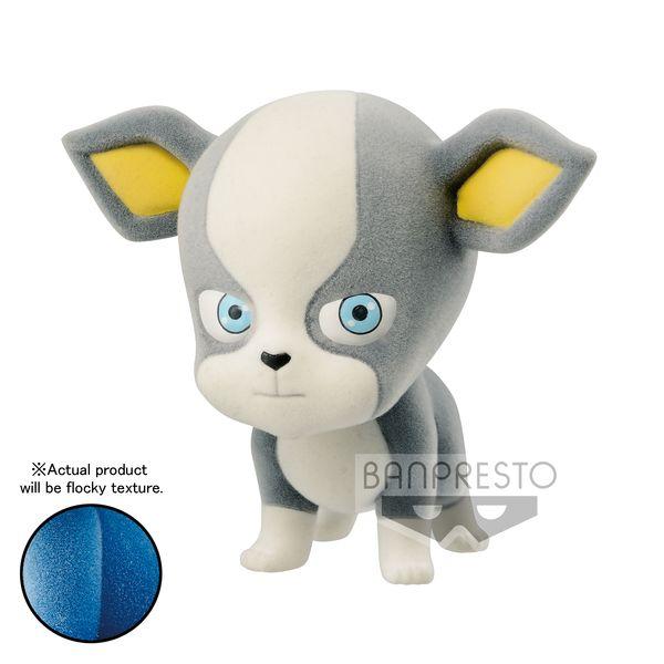 Figura Iggy Version B Jojo's Bizarre Adventure Stardust Crusaders Fluffy Puffy