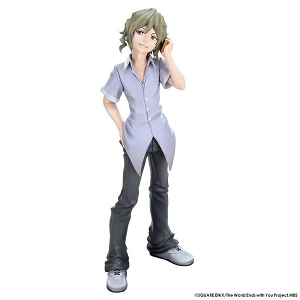 Figura Joshua The World Ends with You The Animation
