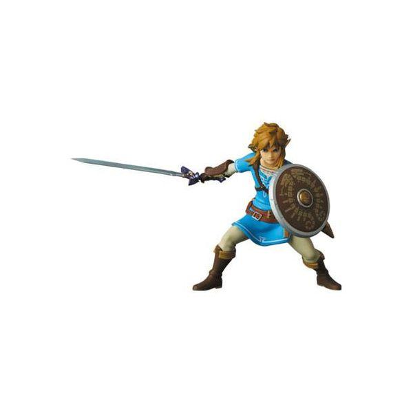 Figura Link The Legend of Zelda Breath of The Wild UDF