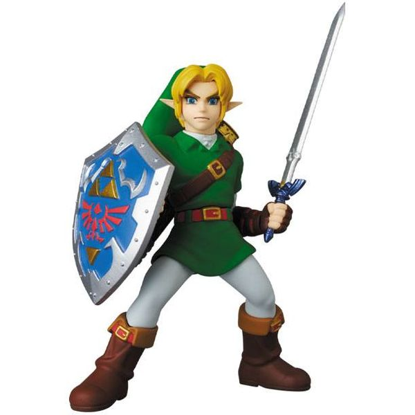 Figura Link The Legend of Zelda Ocarina of Time UDF