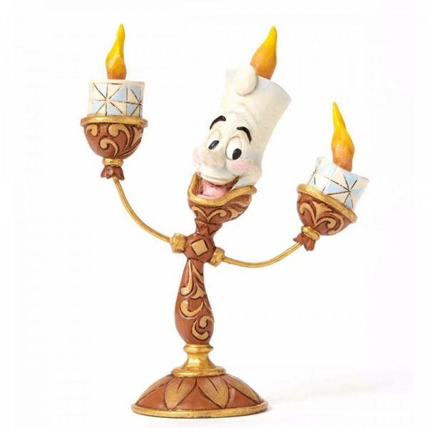 Lumiere Ooh La La Figure The Beauty And The Beast Jim Shore Disney Traditions