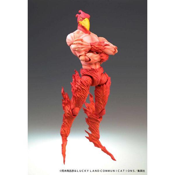 Figura Magicians Red Jojo's Bizarre Adventure Super Action Chozokado