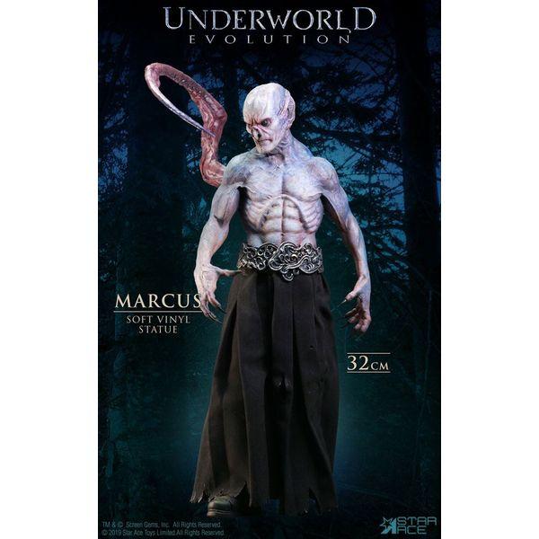 Marcus Figure Underworld Evolution Soft Vinyl