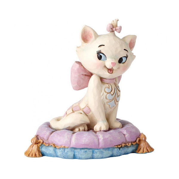 Figura Marie de los Aristogatos Disney Traditions 7cm