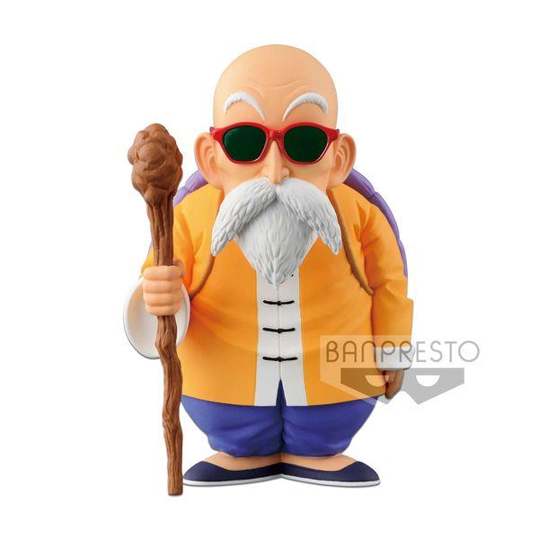 Figura Master Roshi Dragon Ball Collection