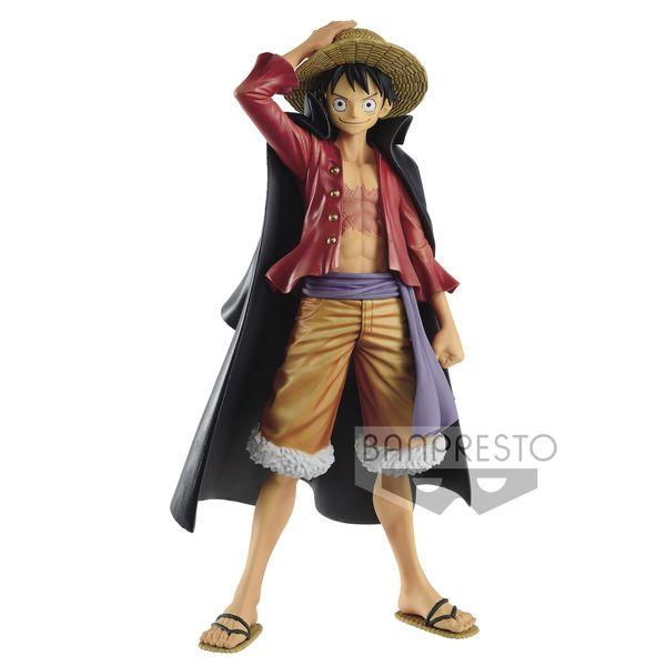 Figura Monkey D Luffy One Piece DXF The Grandline Men Wanokuni Vol 11