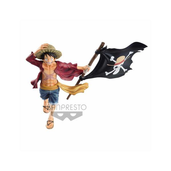Figura Monkey D Luffy One Piece Magazine